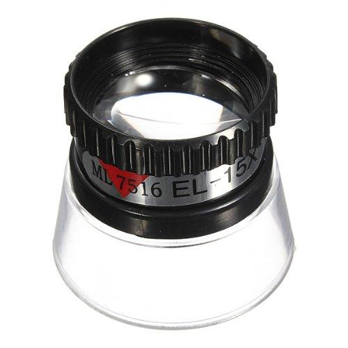Preisvergleich Produktbild 15X Fernrohr Lupe Lupe Linse Augenlupe.