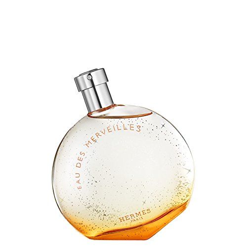 Hermès for women EAU DES MERVEILLES - Eau de Toilette Natural Spray 100 ml/Eau De Toilette Natural Spray
