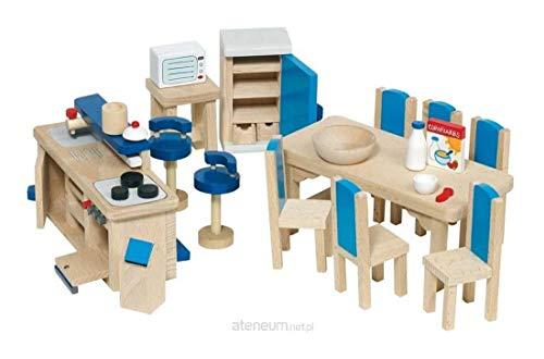 Gollnest und Kiesel 400-51907 Küchenmöbel fürs Puppenhaus
