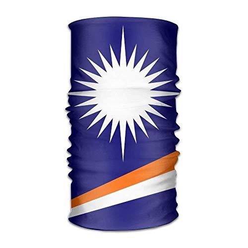 Casepillows Marshall Island Flag Kopftuch für Herren und -