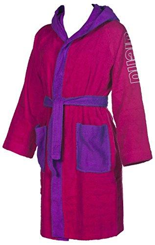 Arena Bademantel Zebu 2A491 Rose-Violet, Agata-Violet S