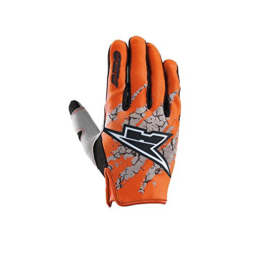 Axo Handschuhe SX evo, Orange, Größe S