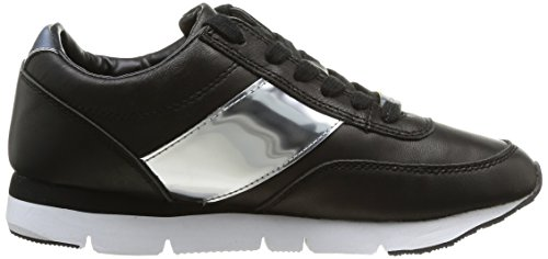 Calvin Klein Jeans Tosca, Damen Sneakers Schwarz (Bks)