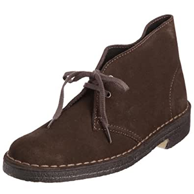 clarks desert boot 00103 damen desert boots schuhe handtaschen. Black Bedroom Furniture Sets. Home Design Ideas