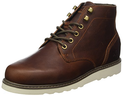 Timberland Men's Newmarket Chukka Boots, Brown (Rawhide), 8 UK