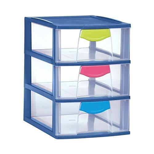 CURVER Blauen magischen Fall, Plastik, Blue, 1.1 x 1.1 cm, 45-Einheiten