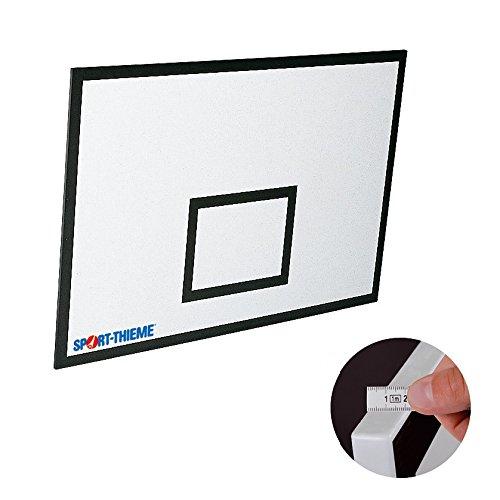 Basketball-Board aus MDF 180x105 cm, 21 mm