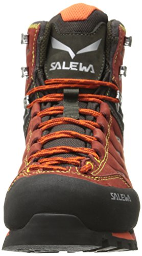 Salewa Gore-tex Raptor, Chaussures De Trekking Pour Hommes Rouge (indio / Mimosa 1609)
