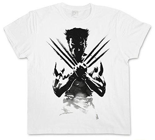 WOLVERINE SHADOW WARRIOR T-SHIRT - Origins X-Men Hugh Logan Jackman Taglie S - 5XL