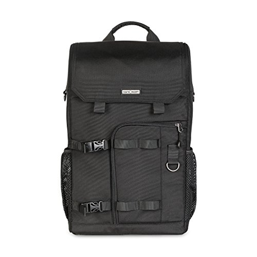 Preisvergleich Produktbild K&F Concept Rucksack Kamera Reiserucksack Fotorucksack Kamerarucksack mit 2 Pakete entnehmbares Fach 46*29*16cm
