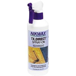 Nikwax Unisex's Cleansing Spray, Clear, 300 ml