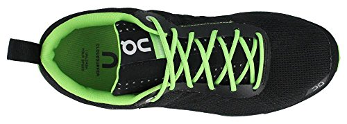 8894O sneaker running CLOUDSURFER nero donna scarpa donna Nero