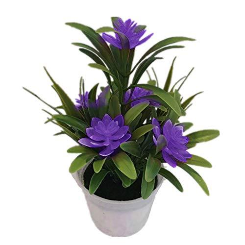 Shangwelluk - Flores Artificiales Reutilizables Flor
