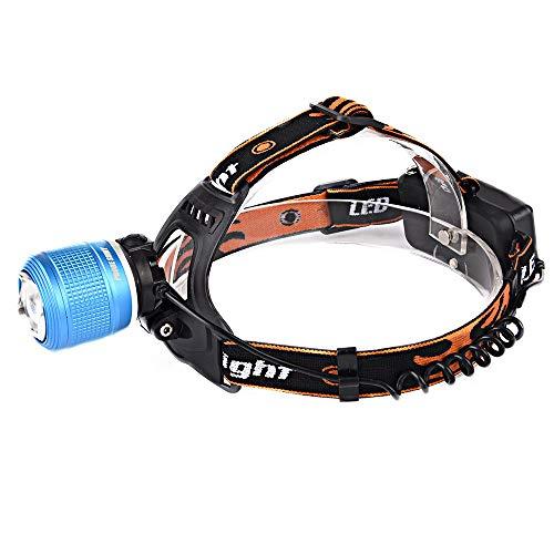 Preisvergleich Produktbild MMJ Hauptscheinwerfer - 18650 Direktlicht Drehbefestigung Beleuchtung XPE LED Bright Light Headlight