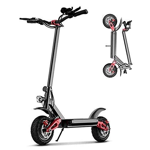 LGF scooter Offroad Doppelantrieb 10 Zoll 70 km/h Elektroroller 52V-21AH-50KM 3600W Leistung Max. Zuladung 150 kg Erwachsene Faltbare Roller