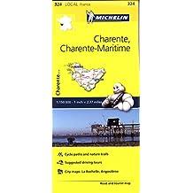 Michelin France Charente, Charente-Maritime