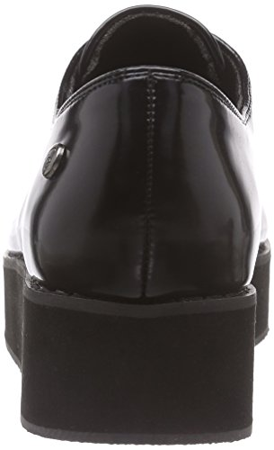 Blink Bmeggyl, Derbies à lacets femme Noir - Schwarz (black / 01)