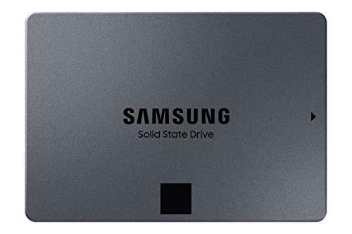Samsung MZ-76Q1T0BW SSD 860 QVO 1 TB 2,5 Zoll Interne SATA SSD (bis zu 550 MB/s)