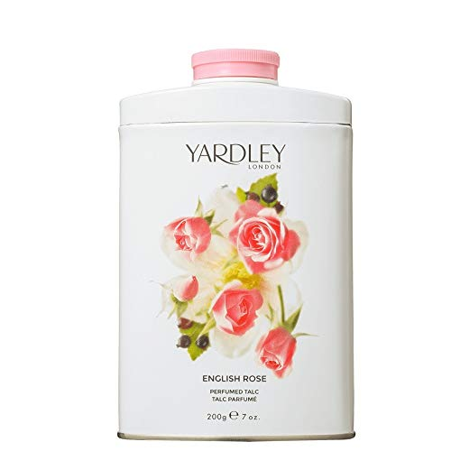 Yardley Englisch Rose Talkum, 200 g