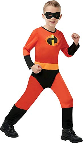 Rubie' s 641004s- costume disney incredibles 2, unisex-bambini, small