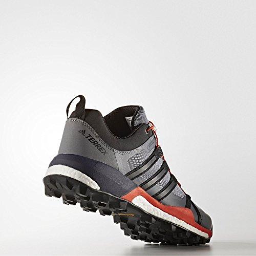 adidas Terrex Skychaser Gtx, Stivali da Escursionismo Uomo Grigio (Grivis/Negbas/Energi)