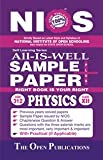 #8: NIOS 312 PHYSICS 312 ENGLISH MEDIUM ALL-IS-WELL SAMPLE PAPER PLUS + WITH PRACTICALS