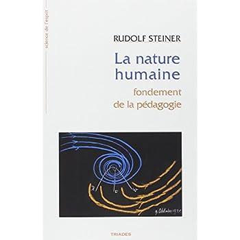 La Nature humaine : Fondement de la pédagogie
