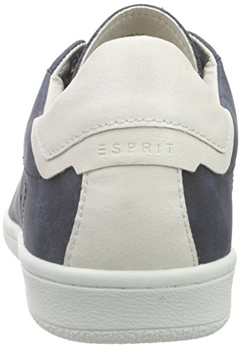 ESPRIT Mary Lace Up Damen Sneakers Blau (400 navy)
