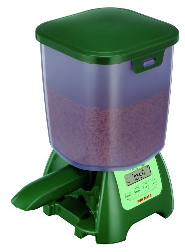 P7000 Teich Fish Feeder