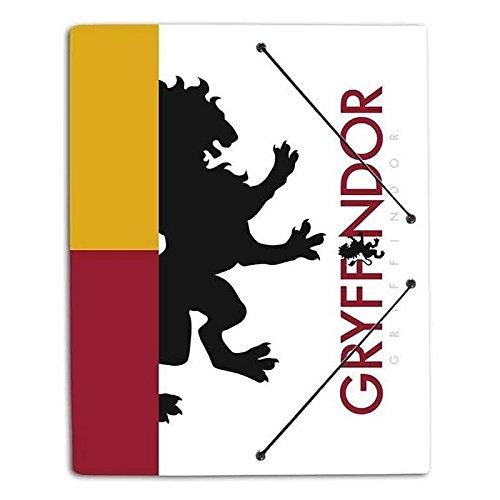 Grupo Erik Editores Carpeta Gomas A4 Polipropileno Harry Potter