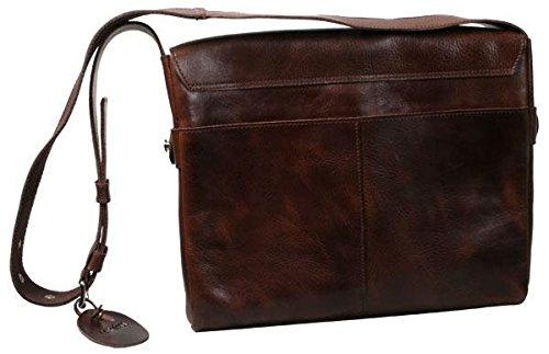 dothebag Raboison borsa Cinturon Messenger Bag Medium Black - BLACK
