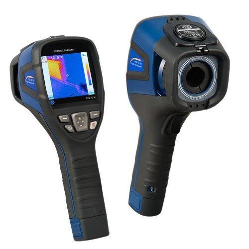 Preisvergleich Produktbild Wärmebildkamera PCE-TC 30 zur Verwendung bei Elektroinstallationen und am Bau