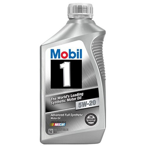 Mobil 1 5W-20 Advanced Synthetic Motor Oil - 1 Quart by Mobil 1