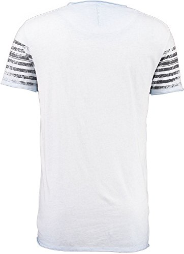 Garcia Herren T-Shirt E71004 river stone 2255