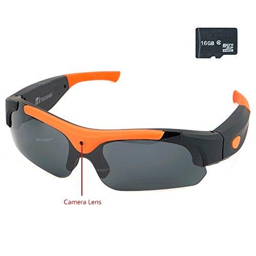 Gafas con cámara | Grabación HD | Para Snapchat, youtube, facebook, Instagram | OFERTA