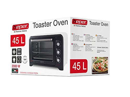 Beper Basic/Grill/Combi/Convection Toaster Oven Functions