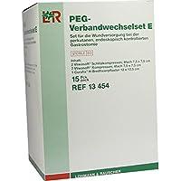 PEG Verbandwechsel Set E 15 St Verband preisvergleich bei billige-tabletten.eu