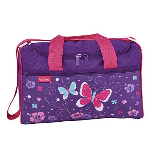 herlitz 50021864 Sporttasche Butterfly, 1 Stück