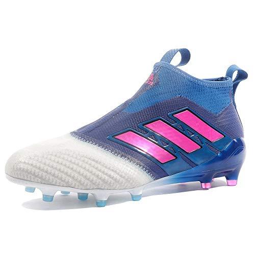 adidas Performance Herren Fußballschuhe Rasen ACE17+ Purecontroll FG BB4313 Blau (296) 422/3