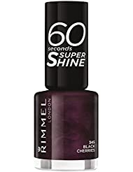 Rimmel London 60secondes Super Shine Vernis à ongles 8ml