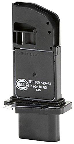 HELLA 8ET 009 149-611 Luftmassenmesser, Anschlussanzahl 5, Montageart geschraubt