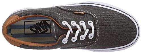 Vans Era 59, Chaussons Sneaker Adulte Mixte Gris (Washed C L)