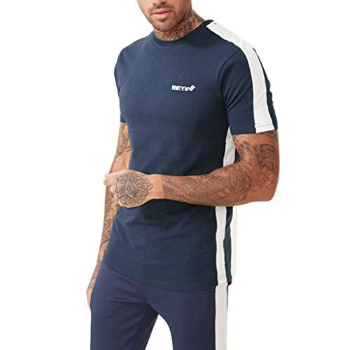 Fashion Sport atmungsaktiv mit kurzen Ärmeln Bluse Top ()