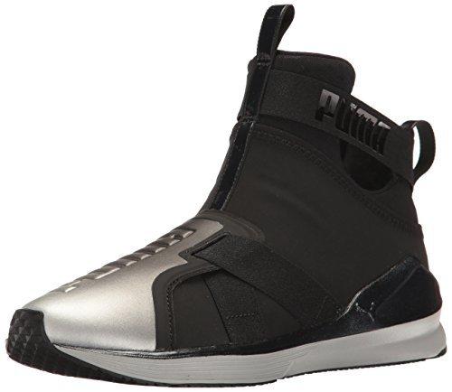 PUMA-Womens-Fierce-Strap-Metallic-Wns-Cross-Trainer-Shoe