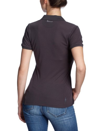 Salewa T-shirt da donna Itza 2Dry Am W Short Sleeve Tee Nero