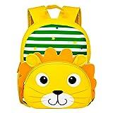Yeelan Waterproof Kids Backpack Nursery Bag Children Rucksack Toddler School Daypack for Preschool