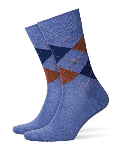 Burlington Herren Socken Manchester Mehrfarbig (Stone Wash 6516) 40/46