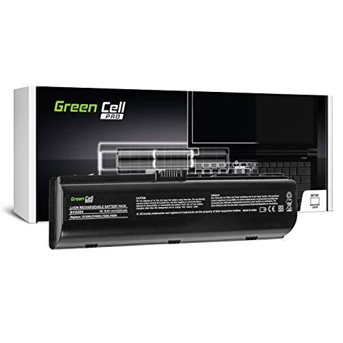 Green Cell® PRO Serie HSTNN-DB42 / HSTNN-LB42 Laptop Akku für HP Pavilion DV2000 DV6000 DV6500 DV6700 DV6800 DV6900 (Original Samsung SDI Zellen, 6 Zellen, 5200mAh) (Laptop Akku Dv6500)