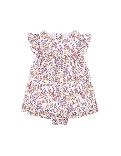 Gocco Vestido Estampado Vestido, Bebé-Niñas, Rosa (Rosa Claro Pr), 86 (Tamaño del...