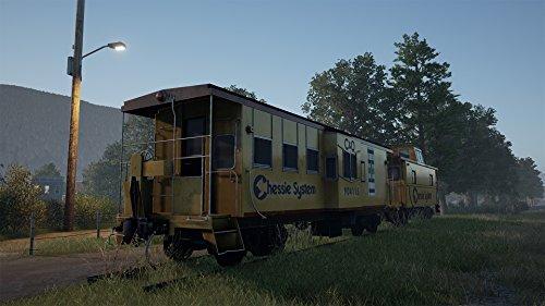 TSW Train Sim World: CSX Heavy Haul Add On Steam Code screenshot